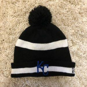 KC Royals Winter Hat